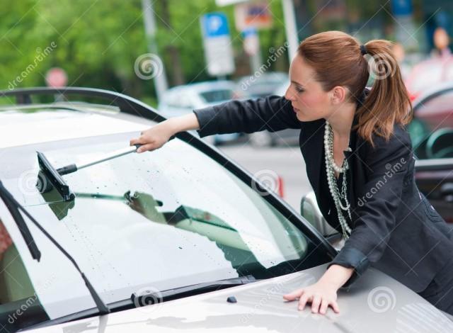 windshield wash